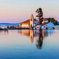 Korfa - die bezaubernde Insel - Vlachema-Kloster