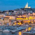 Marsailles - kaum eine andere Stadt ist von Krimis öfters beschrieben worden