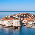 """Dubrovnik - die Perle der Adria (das frühere """"Ragusa"""")"""
