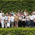 Mitglieder der Orts- und Kreisgruppe Landshut bei ihrer Reise durch Thüringen
