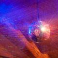 Der Bürgersaal wurde in zauberhaftes Licht getaucht