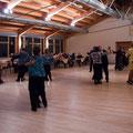 Die Tanzfläche ist eröffnet: Unsere Gäste beim Wiener Walzer