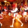Tanz der Rotkäpchen