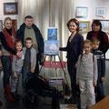 Мастер-класс по акварели Ирины Павловой 23 декабря 2012г.