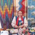 Красногорские мастера на фестивале в Сергиевом Посаде.