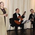 Концерт Народной артистки России Людмилы Сафоновой апрель 2009г.