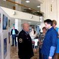 Космонавт А.А.Леонов с жюри конкурса, июнь 2012г.
