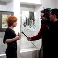 Выставка художника Александра Колесникова февраль 2010г.