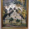 Одна из картин Александра Закальского.