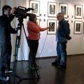 """Открытие выставки """"65"""" май 2012г."""
