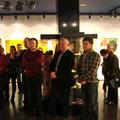 Открытие персональной выставки московского художника Алексея Чайкасова, декабрь 2010г.