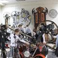 Экскурсия по музею ковки с учениками школы №1