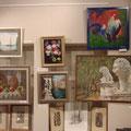 Выставка Красногорских художников посвящённая 70-летию Красногорска.