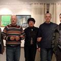 Персональная выставка Дмитрия Дроздецкого (группа художников МИТЬКИ) октябрь 2009г.