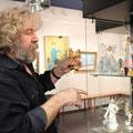 Иван Торопов рассказывает о своей коллекции.