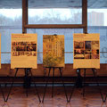 Выставочная экспозиция на презентации усадьбы Знаменское -Губайлово 19 декабря 2013г.