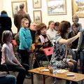 Мастер-класс Ирины Павловой по классической акварели, март 2011г.