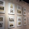 Выставка работ Латыповой Екатерины и Тукаевой Анастасии - учащихся Красн