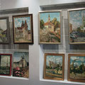 Персональная выставка Виктора Христанова март 2009г.