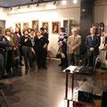 Открытие фотовыставки Ольги Клищевской. Январь-февраль 2011г.