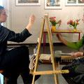 Мастер-класс А.С.Дроздова и преподавателей Красногорской художественной школы. 16 марта 2013г.