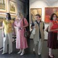 Персональная выставка Серафима Александровича Володина  (1934-2011) педагога и директора Красногорской детской художественной школы.