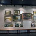 """Выставка """"Единство непохожих"""" август 2013г."""