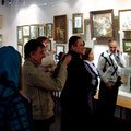 Творческая встреча с почитателями творчества художника В.Торопова январь 2013г.