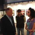 Выставка Аси Олл