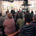"""Вокальная группа """"Элегия"""" с концертом """"Новогоднее настроение"""" 26 декабря 2013г."""