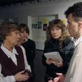 """Международная фотовыставка """"Реконструкция... взгляд изнутри"""" декабрь 2009г."""
