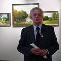 Персональная выставка Трубецкого В.Г. май 2009г.