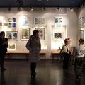 Академическая выставка учеников Красногорской детской художественной школы, март 2013г.