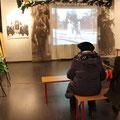 """Показ фильма на выставке """"Царь приехал"""" 19 декабря 2013г."""