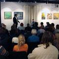 Творческая встреча - концерт Вячеслава Косырева. 11 октября 2009г.