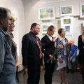 "Презентация ""Моя первая выставка"", Латыпова Екатерина и Тукаева Анастасия. 6 марта 2014г."