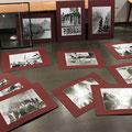 подготовка фотовыставки ЦГАКФД посвящённой 9 мая
