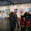 Отзыв о выставке пишут учащиеся 8 класса шк №8 г.Красногорска