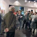Открытие выставки В.Н.Смирнова и В.Егоркина, октябрь 2010г.