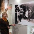 """На открытии выставки """"Царь приехал"""" 11 декабря 2013г."""