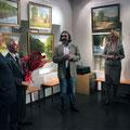Выступление академика живописи Виктора Лукьянована на юбилейной выставке В.Г.Трубецкого 22 мая 2013г.