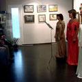 """Концерт вокального трио """"Кантабиле"""" октябрь 2010г."""