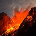 Heftige Eruption des Batu Tara © Martin Siering Photography