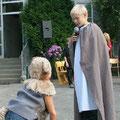 """Rollenspiel """"Franziskus zähmt den Wolf von Gubbio"""" oder ..."""