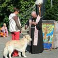 Gottesdienst mit Tiersegnung