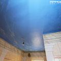 decken bemalung wolken illusion himmel Graffiti Badezimmer
