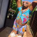 Buddy Bär Berlin Airbrush