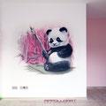 ideenfindung geschenk gutschein graffiti panda japan style