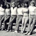 Beatgirls Z66 met Linda Nijendorff, Hedy Nijendorff, René Nijendorff, Anneke de Koning,  Elly Roukema en Josefien Mauer.