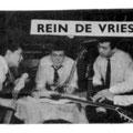 Rein de Vries en The Fire-Devils. Muzikaal vooroverleg over La Bamba